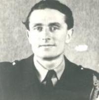 LEON OUGLOFF – Aviateur – membre de l'escadrille Normandie-Niemen