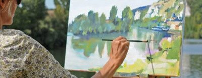 5-ème Festival International de peinture sur grand format en plein air