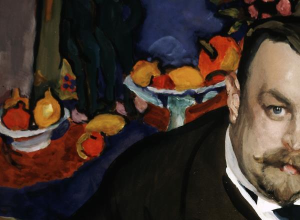LA COLLECTION MOROZOV. ICÔNES DE L'ART MODERNE –